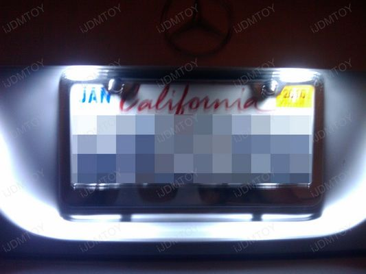 Error Free 6418 LED License Plate Lights